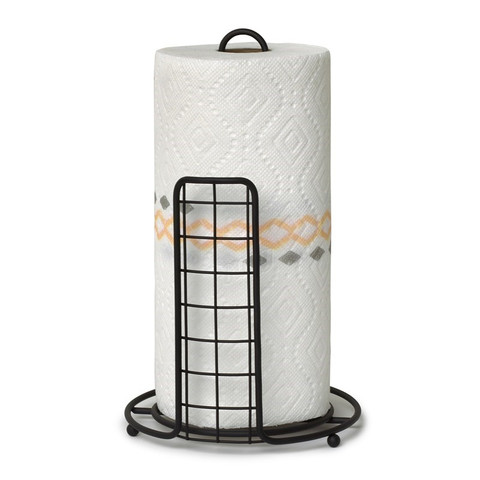 Grid Paper Towel Holder