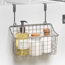 Grid Over the Cabinet Medium Basket