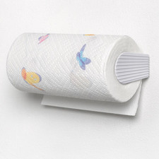 Shell Wall Mount Paper Towel Holder