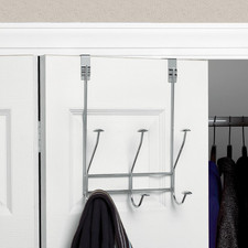 Windsor Over the Door 3-Double Hook Rack