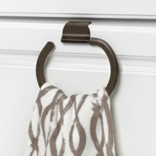 Ashley Over the Cabinet Towel Ring