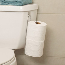 Over the Tank Double Roll Toilet Tissue Reserve
