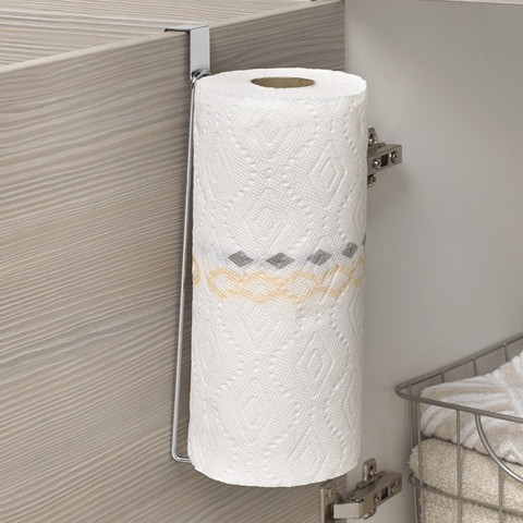 Contempo Over the Cabinet Vertical Paper Towel Holder