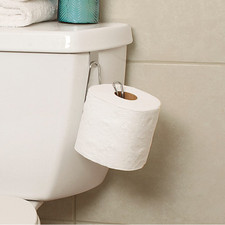 Over the Tank Single Roll Toilet Tissue Reserve
