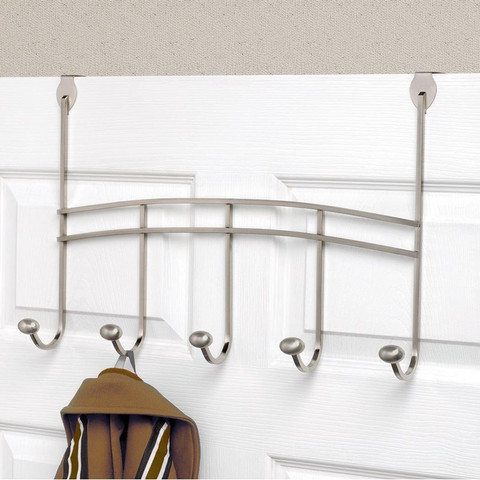 Duchess Over the Door 5-Hook Rack