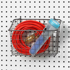 Large Pegboard & Wall Mount Basket