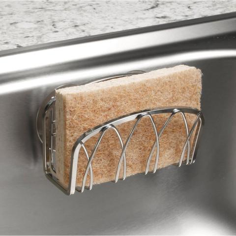 Twist Suction Sink Sponge Holder