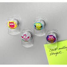 Owls Magnetic Clips