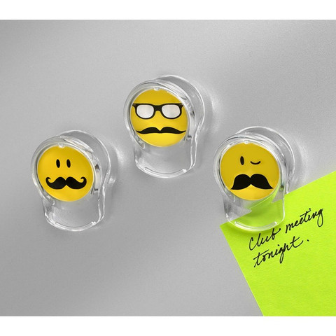 Staches Large Magnetic Clips
