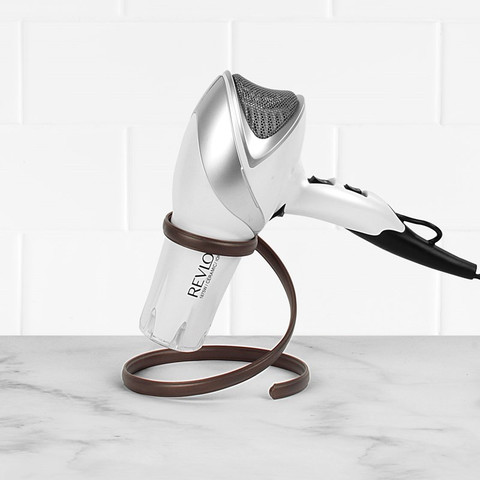 Ashley Countertop Hair Dryer Holder