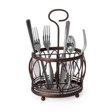 Leaf Silverware Caddy