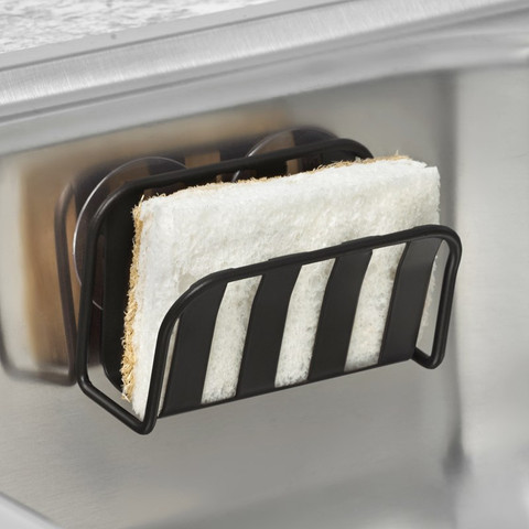 Stripe Suction Sink Sponge Holder