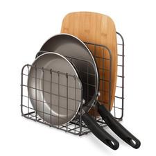 Vintage LivingÓ Cabinet & Countertop Cookware & Bakeware Organizer