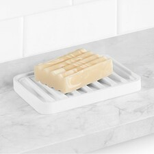 Stripe Sink Sponge & Soap Saver