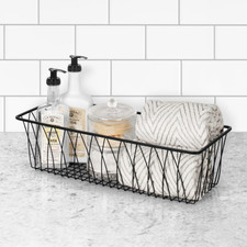 Twist Small Rectangle Basket