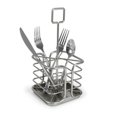 Euro Silverware Caddy