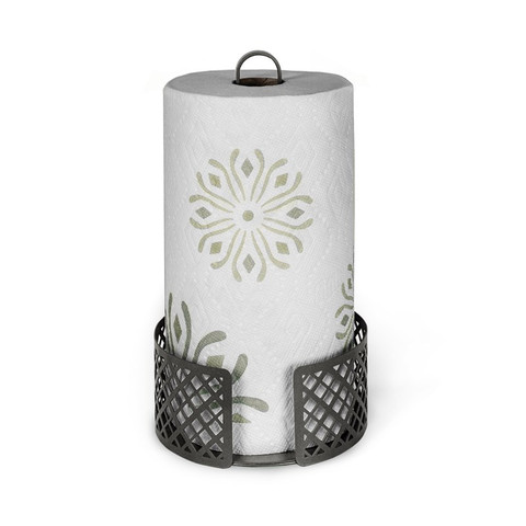 Lattice Paper Towel Holder