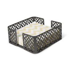 Lattice Flat Napkin Holder