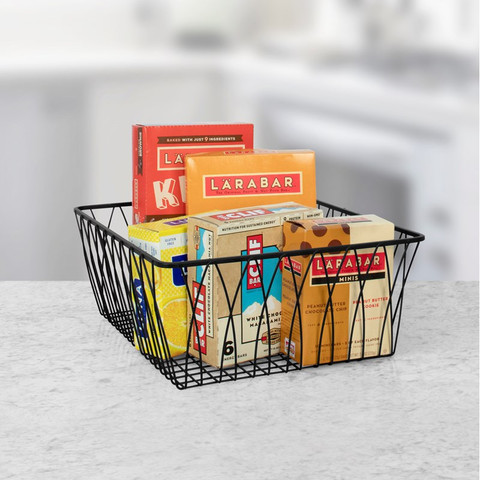 Twist Medium Rectangle Basket
