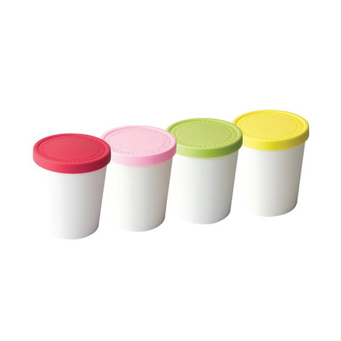 Mini Sweet Treats Tubs (Set of 4)