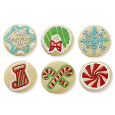 Winter Wonderland Cookie Cutters (Set of 6)