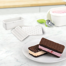 Tovolo Rectangle Ice Cream Sandwich Cutter