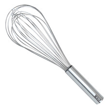 "11"" Stainless Steel Whip Whisk"