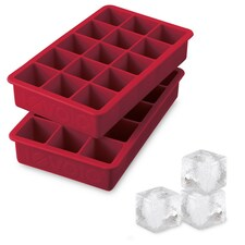 Perfect Cube Ice Trays (Set of 2)-1