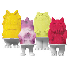 Monster Pop Mold (Set of 4)
