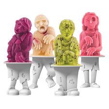 Zombie Pop Mold (Set of 4)