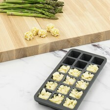 Garlic Freezer Tray