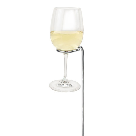 SteadySticks Wine & Champagne Glass Holders (Set of 2)