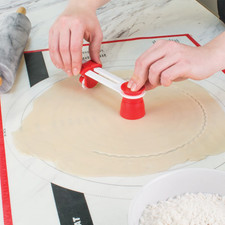 Tovolo Pie Crust Cutter
