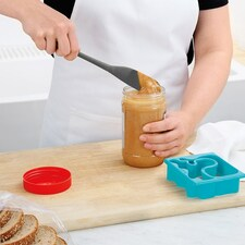 Flex-Core All Silicone Jar Scraper-1