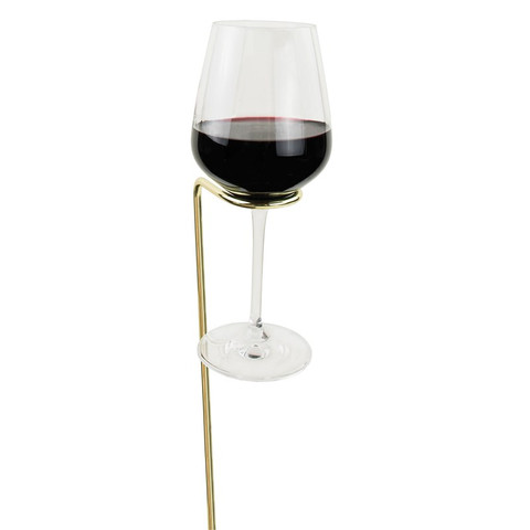 SteadySticks Wine & Champagne Glass Holders (Set of 2)-1