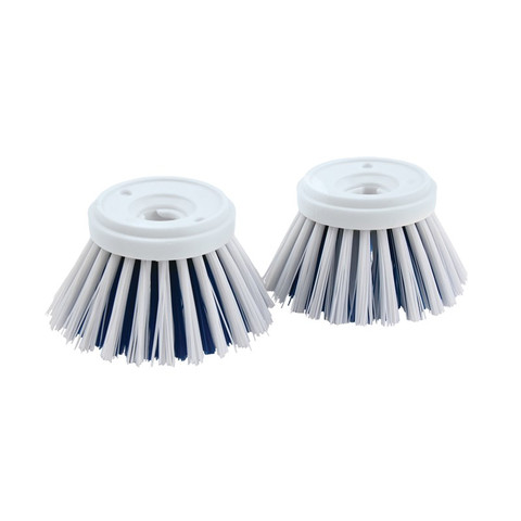 Set of 2 Replacement Palm Brush Heads