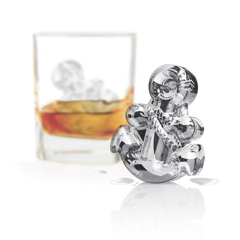 Anchor Ice Molds (Set of 2)