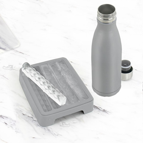 Water Bottle Ice Mold