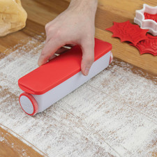 Rolling Flour Duster-1