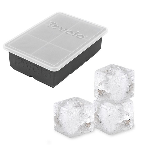 King Cube Ice Tray with Lid