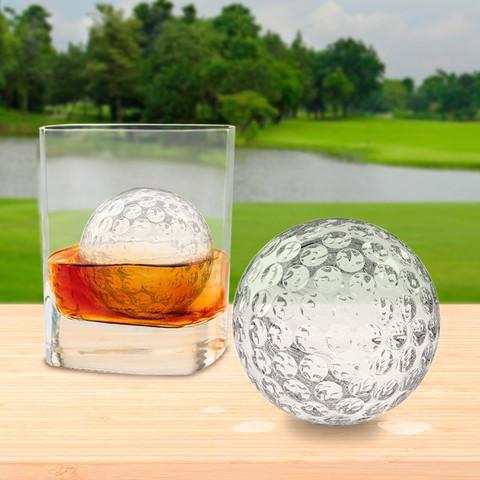 Golf Ball Ice Molds (Set of 3)