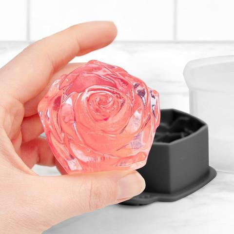 Rose Ice Molds (Set of 2)