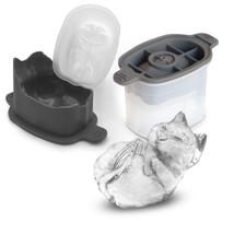Kitten Ice Molds (Set of 2)
