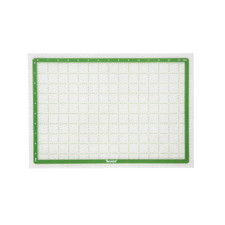 Tovolo Pro-Grade Sil 1/2 Sheet Pan Mat with Grid for Baking