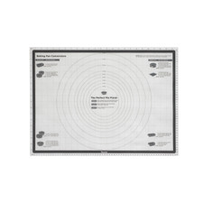 Tovolo TrueBake Sil Pastry Mat with Reference Marks for Baking
