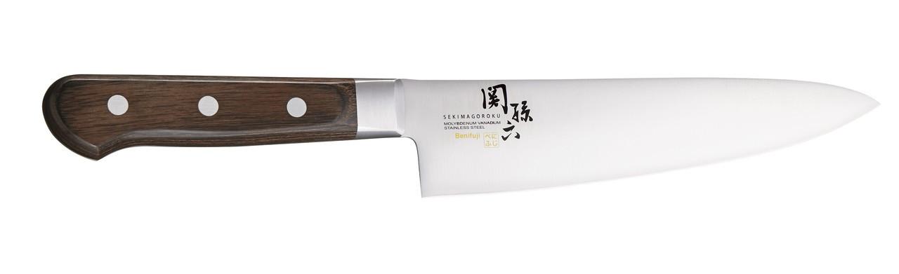 Seki Magoroku Benifuji Chefs Knife 18cm