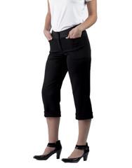 Carolyn Design Stretch Capris
