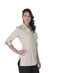 Carolyn Design Uniform Beige