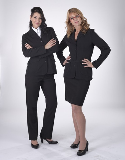 Carolyn Design Fitted blazer group