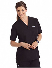 Mobb V-NECK UNISEX SCRUB TOP Ladies